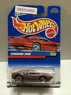 (TAS030995) - Hot Wheels Ferrari 308 - Collector #816, , Cars, Hot Wheels, The Angry Spider Vintage Toys & Collectibles Store