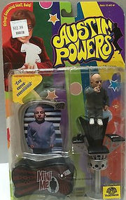 (TAS006038) - Austin Powers Action Figure - Mini Me, , Action Figure, n/a, The Angry Spider Vintage Toys & Collectibles Store