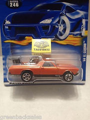 (TAS010413) - 2000 Mattel Hot Wheels Die Cast Replica - '68 Camino, , Trucks & Cars, Hot Wheels, The Angry Spider Vintage Toys & Collectibles Store  - 3