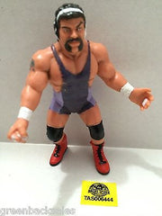 (TAS006444) - WWE WWF WCW nWo Wrestling Galoobs Action Figure - Rick Steiner, , Action Figure, Wrestling, The Angry Spider Vintage Toys & Collectibles Store