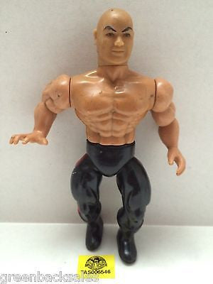 (TAS006546) - WWE WWF WCW AWA Wrestling Remco Action Figure - Baron Von Raschke, , Action Figure, n/a, The Angry Spider Vintage Toys & Collectibles Store