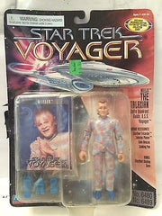(TAS001064) - Playmates Star Trek Voyager - Neelix The Talaxian Figure, , Action Figure, Star Trek, The Angry Spider Vintage Toys & Collectibles Store