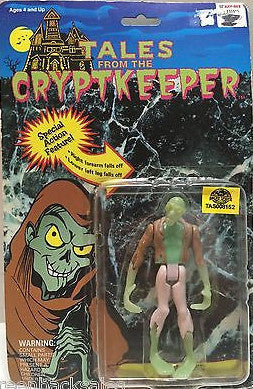 (TAS008152) - The Tales From The Cryptkeeper Action Figurine, , Action Figure, n/a, The Angry Spider Vintage Toys & Collectibles Store