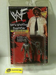 (TAS000188) - WWE WWF WCW LJN Wrestling Die Cast Key Chain Figure - Mankind, , Key Chain, Wrestling, The Angry Spider Vintage Toys & Collectibles Store