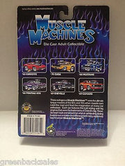 (TAS010436) - 2000 Muscle Machines Die Cast Collectible Car - '56 Ford Pickup, , Trucks & Cars, Muscle Machine, The Angry Spider Vintage Toys & Collectibles Store  - 2