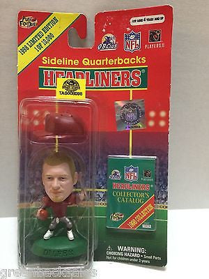 (TAS008098) - NFL Headliners Sports Figure - Trent Dilfer, , Action Figure, NFL, The Angry Spider Vintage Toys & Collectibles Store