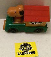 (TAS003855) - Peanuts Snoopy Wagon, , Sports, Varies, The Angry Spider Vintage Toys & Collectibles Store