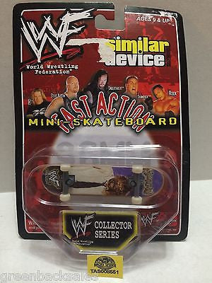 (TAS008551) - WWE Similar Device Fast Action Mini Skateboard Collectors Series, , Action Figure, Wrestling, The Angry Spider Vintage Toys & Collectibles Store