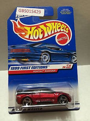 (TAS031037) - Mattel Hot Wheels Car - Pontiac Rageous, , Cars, Hot Wheels, The Angry Spider Vintage Toys & Collectibles Store