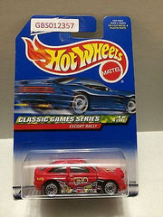 (TAS030861) - Mattel Hot Wheels Car - Escort Rally, , Cars, Hot Wheels, The Angry Spider Vintage Toys & Collectibles Store