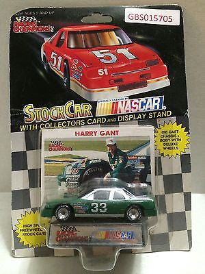 (TAS030665) - Racing Champions StockCar Nascar - Harry Gant #33, , Trucks & Cars, Racing Champions, The Angry Spider Vintage Toys & Collectibles Store