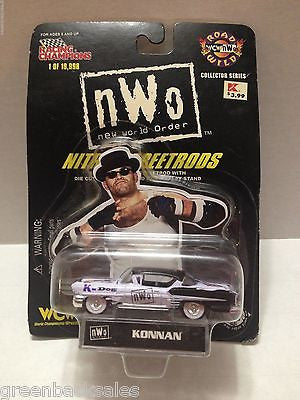 (TAS009017) - 1998 Racing Champions NWO Nitro-Streetrods - Konnan, , Other, Racing Champions, The Angry Spider Vintage Toys & Collectibles Store  - 1