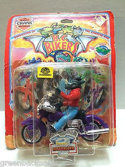 (TAS008052) -  Collectible B.C. Bikers with Motorized Action Figure, , Action Figure, n/a, The Angry Spider Vintage Toys & Collectibles Store  - 2