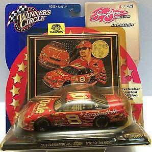 (TAS006892) - 2000 Winner's Circle Sam Bass Collection - Dale Earnhardt Jr., , Cars, Winner's Circle, The Angry Spider Vintage Toys & Collectibles Store