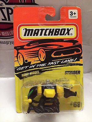 (TAS030828) - Matchbox Car - Stinger, , Cars, Matchbox, The Angry Spider Vintage Toys & Collectibles Store