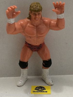 (TAS005639) - WWE WWF WCW nWo Wrestling Galoob Action Figure - Brian Pillman, , Sports, Varies, The Angry Spider Vintage Toys & Collectibles Store