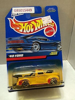 (TAS031045) - Mattel Hot Wheels Car - '40 Ford, , Cars, Hot Wheels, The Angry Spider Vintage Toys & Collectibles Store