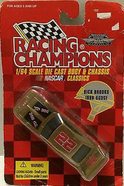 (TAS031658) - Racing Champions Nascar Classics - Dick Brooks #22 1969 Dodge, , Trucks & Cars, Nascar, The Angry Spider Vintage Toys & Collectibles Store