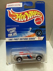 (TAS031025) - Mattel Hot Wheels Car - 1997 First Editions Series, , Cars, Hot Wheels, The Angry Spider Vintage Toys & Collectibles Store