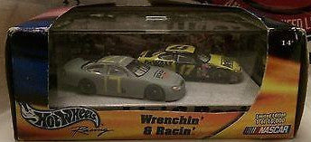 (TAS004687) - NASCAR Hot Wheels Wrenchin' and Racin' #17, , Trucks & Cars, Nascar, The Angry Spider Vintage Toys & Collectibles Store