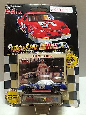 (TAS030659) - Racing Champions StockCar Nascar - Hut Stricklin #12, , Trucks & Cars, Racing Champions, The Angry Spider Vintage Toys & Collectibles Store