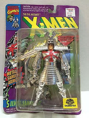 (TAS004154) - Marvel Comics The Evil Mutants X-Men -  Silver Samurai, , Action Figure, X-Men, The Angry Spider Vintage Toys & Collectibles Store