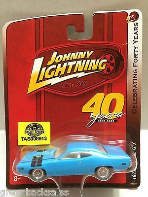 (TAS008913) - Johnny Lightning Die-Cast Car - Celebrating 40 Years, , Trucks & Cars, Johnny Lightning, The Angry Spider Vintage Toys & Collectibles Store