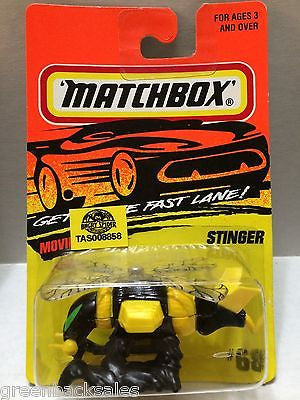 (TAS008858) - Matchbox Die-Cast Cars - Stinger #68, , Cars, Matchbox, The Angry Spider Vintage Toys & Collectibles Store