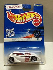(TAS030993) - Mattel Hot Wheels Car - White Ice Series, , Cars, Hot Wheels, The Angry Spider Vintage Toys & Collectibles Store