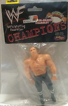 (TAS008035) - WWF WWE WCW Wrestling JusToys Bend-Ems Champions Figure - Triple H, , Action Figure, Wrestling, The Angry Spider Vintage Toys & Collectibles Store