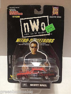 (TAS008747) - 1998 Racing Champions NWO Nitro-Streetrods - Scott Hall, , Other, Racing Champions, The Angry Spider Vintage Toys & Collectibles Store  - 1