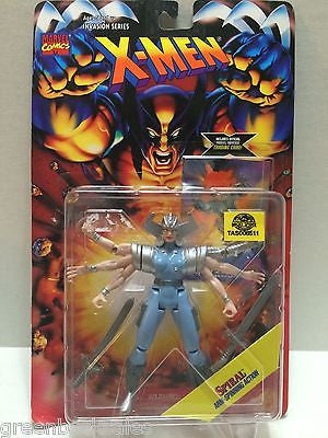 (TAS008511) - The Uncanny X-Men X-Force Figure - Spiral, , Action Figure, X-Men, The Angry Spider Vintage Toys & Collectibles Store