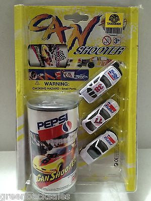 (TAS006300) - Can Shooter - Pepsi Racing Team, , Game, n/a, The Angry Spider Vintage Toys & Collectibles Store