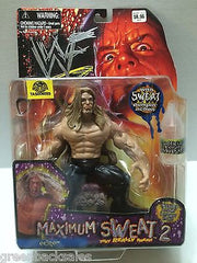 (TAS006889) - WWE WWF WCW nWo Wrestling Maximum Sweat 2 Action Figure - Edge, , Action Figure, Wrestling, The Angry Spider Vintage Toys & Collectibles Store