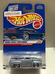 (TAS031032) - Mattel Hot Wheels Car - '56 Ford Truck, , Cars, Hot Wheels, The Angry Spider Vintage Toys & Collectibles Store