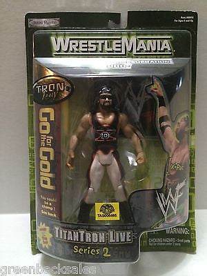 (TAS006465) - 2000 Jakks Vintage WWF WWE WrestleMania Series 2 Figure - X-Pac, , Action Figure, Wrestling, The Angry Spider Vintage Toys & Collectibles Store