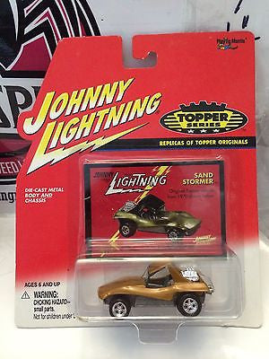 (TAS003206) - Johnny Lightning Replicas of Topper Originals - Sand Stormer, , Cars, Johnny Lightning, The Angry Spider Vintage Toys & Collectibles Store