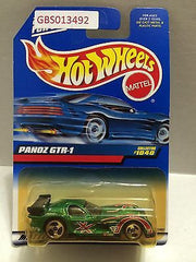 (TAS030956) - Mattel Hot Wheels Car - Panoz GTR-1, , Cars, Hot Wheels, The Angry Spider Vintage Toys & Collectibles Store