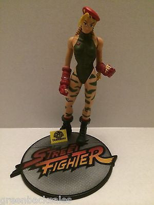 (TAS009344) - Street Fighter Figure - Cammy, , Action Figure, Varies, The Angry Spider Vintage Toys & Collectibles Store