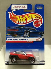(TAS030975) - Mattel Hot Wheels Car - Jeepster, , Cars, Hot Wheels, The Angry Spider Vintage Toys & Collectibles Store