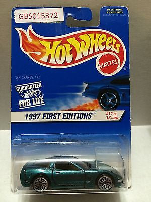 (TAS031023) - Mattel Hot Wheels Car - 1997 First Edition, , Cars, Hot Wheels, The Angry Spider Vintage Toys & Collectibles Store
