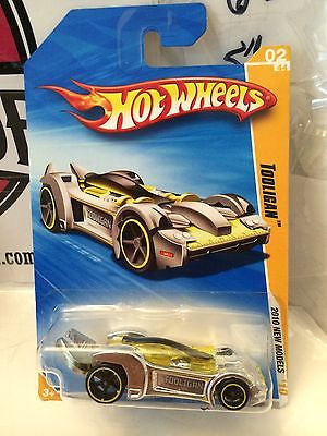 (TAS004926) - Hot Wheels '10 New Models - Tooligan 02/44, , Cars, Hot Wheels, The Angry Spider Vintage Toys & Collectibles Store