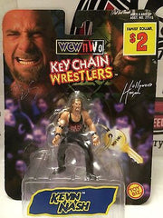 (TAS000994) - WCW WWF nWo Key Chain Wrestler - Kevin Nash, , Keychain, Wrestling, The Angry Spider Vintage Toys & Collectibles Store