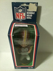 (TAS030705) - NFL Team Bobble Head Doll - Redskins, , Bobblehead, NFL, The Angry Spider Vintage Toys & Collectibles Store