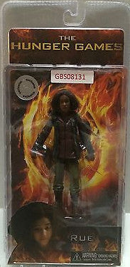 (TAS031233) - The Hunger Games Action Figure Character - Rue, , Action Figure, n/a, The Angry Spider Vintage Toys & Collectibles Store