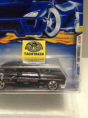 (TAS010426) - 2000 Mattel Hot Wheels Die Cast Replica - Ford Thunderbolt, , Trucks & Cars, Hot Wheels, The Angry Spider Vintage Toys & Collectibles Store  - 3