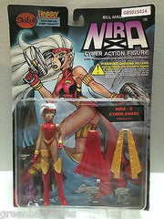 (TAS031589) - Skybolt Toyz Nira Cyber Action figure - Nira - X Cyber Angel, , Action Figure, n/a, The Angry Spider Vintage Toys & Collectibles Store