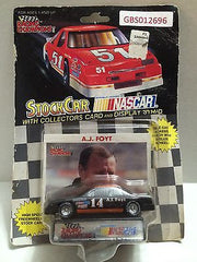 (TAS030622) - Racing Champions StockCar Nascar - A.J Foyt #14, , Trucks & Cars, Racing Champions, The Angry Spider Vintage Toys & Collectibles Store