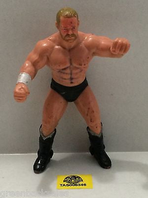 (TAS005346) - WWE WWF WCW nWo Wrestling Galoob Action Figure - Barry Windham, , Sports, Varies, The Angry Spider Vintage Toys & Collectibles Store