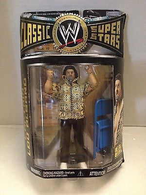 (TAS012585) - WWF WWE Classic SuperStars Wrestling Figure - Captain Lou Albano, , Action Figure, Wrestling, The Angry Spider Vintage Toys & Collectibles Store  - 1